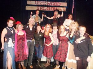 The Lezzwood Saloon cast 2012